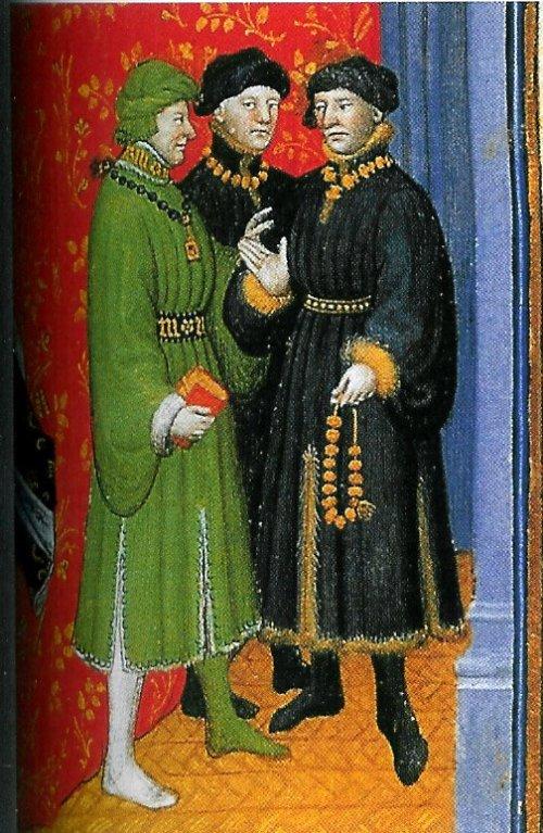 Conversación Medieval