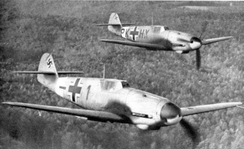 Me-109F
