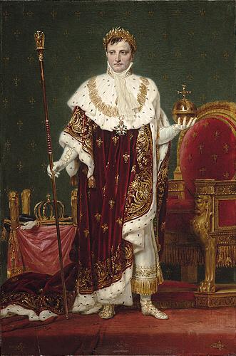 Napoleón en 1804