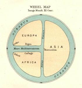 Mapa-Mundi Imago Mundi de Pierre d'Ailly