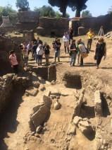 © Sitio arqueológico de la oficina de prensa de Pompeya