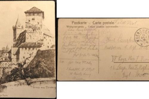Postal Hitler