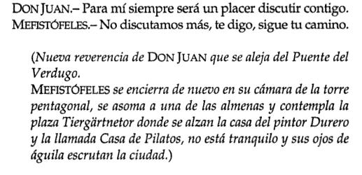 """""""Don Juan""""; Escrito por Juan Ignacio Ferreras"""