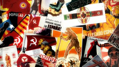 Photo of Rojos, nacionales, fascistas, republicanos…