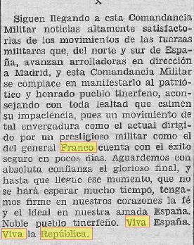 La prensa : diario republicano Año XXVI Número 9898 - 1936 Julio 24