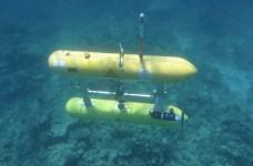 """Robot """"autonomous underwater vehicle"""" AUV """"Sirius"""""""