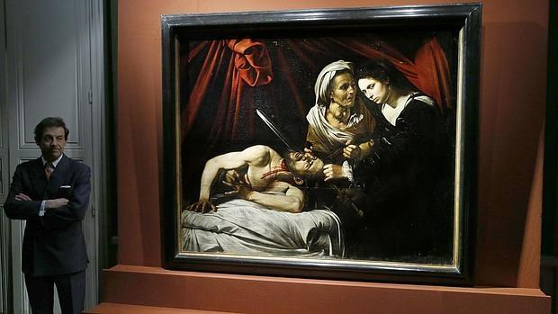 Cuadro descubierto en el trastero de una casa de Toulouse, en Francia, Es una obra «auténtica» de Caravaggio, segúnel experto Eric Turquin.