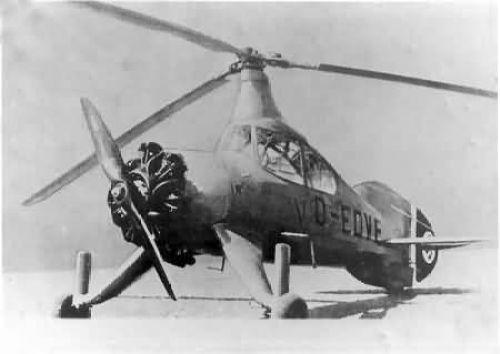 Flettner Fl 184