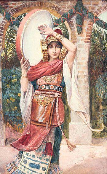 Damas Íberas