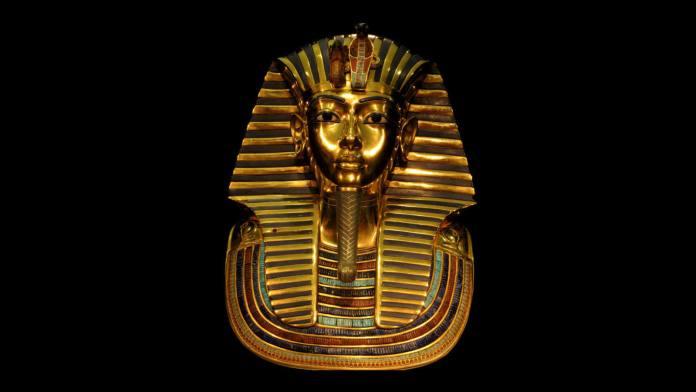 Tutankamon-mascara