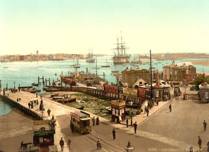 Portsmouth a finales del siglo XIX