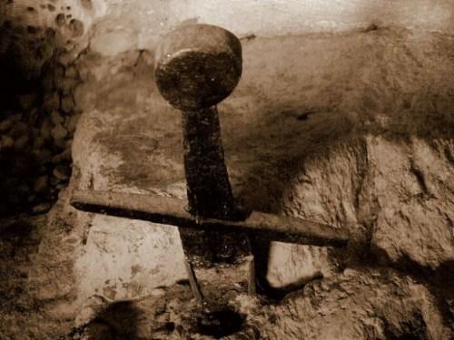 espadas legendarias galgano excalibur
