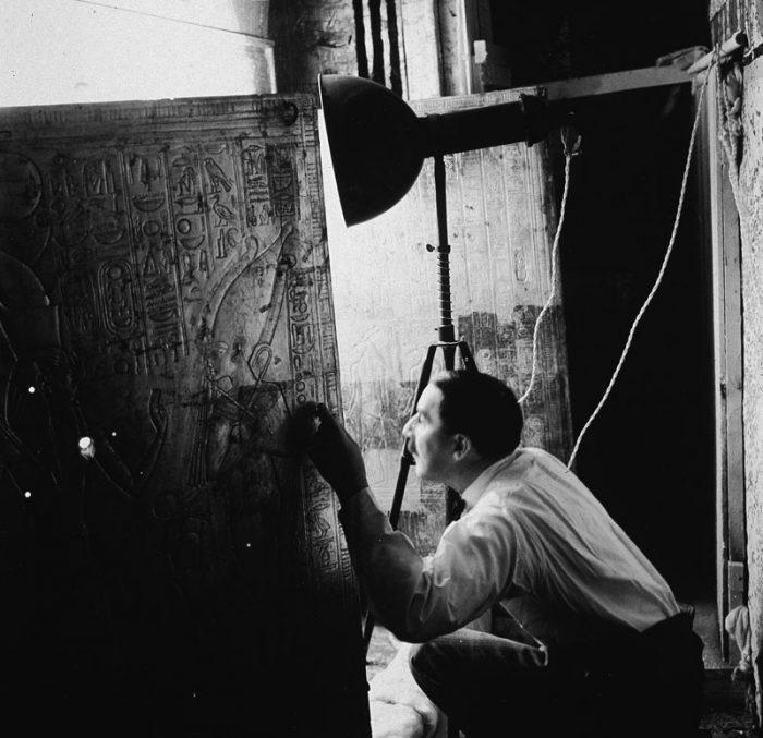 Howard Carter Tutankhamon