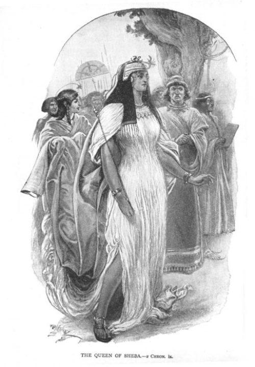 reina Saba