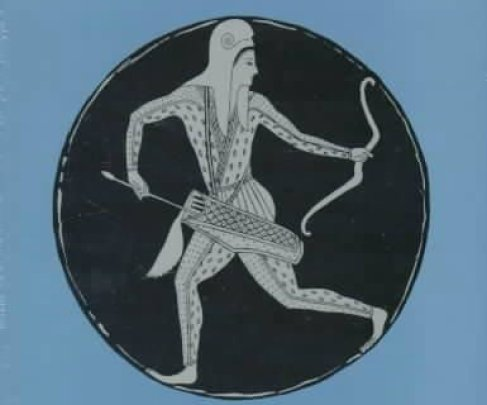 arquero-griego-guerra-peloponeso