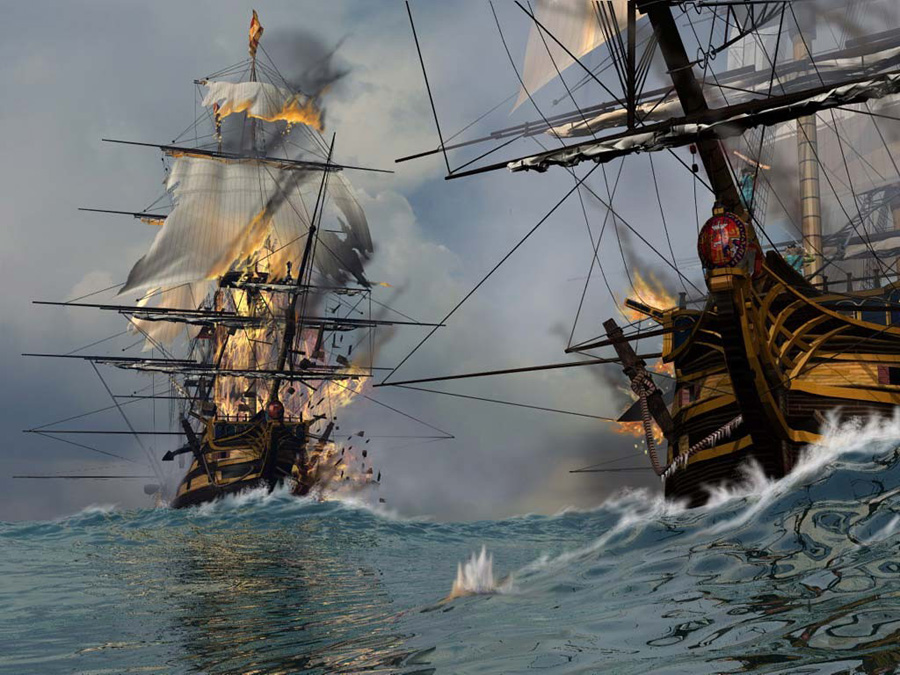 La independencia norteamericana nos costó 33 barcos, 9.000 tripulantes y 1.200 cañones