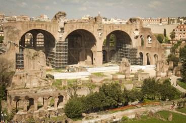 Roma mbroullon ElRetoHistorico7