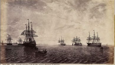 Photo of La Armada y la Revolución Gloriosa de 1868