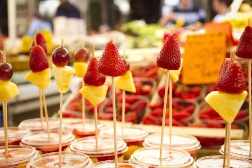 frutas Roma
