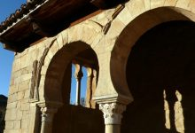 monasterio mozarabe
