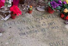 antonio machado tumba