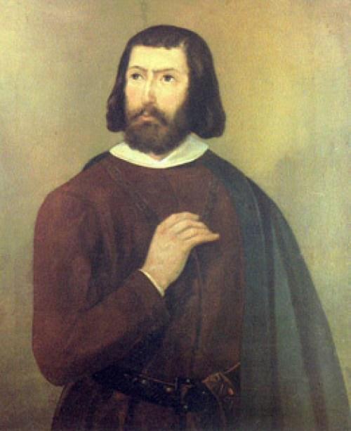 Retrato de Ramón Bonifaz