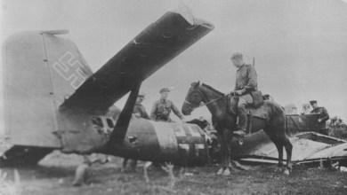 Photo of Cómo un soldado del Ejército Rojo derribó un bombardero alemán con una honda