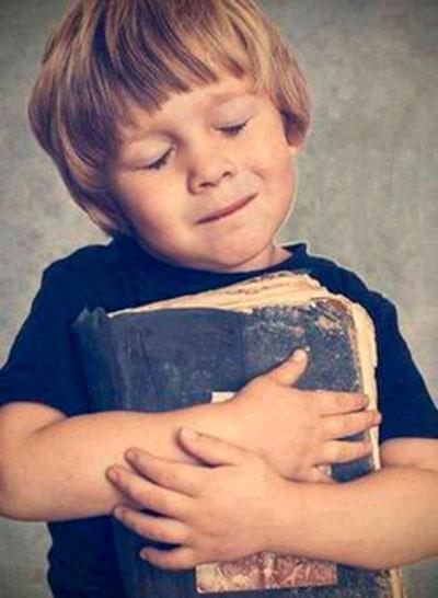 Es importante ver a un libro como un amigo desde niños