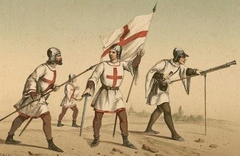 """La Santa Hermandad: la """"policía"""" de caminos creada por los Reyes Católicos en 1476"""
