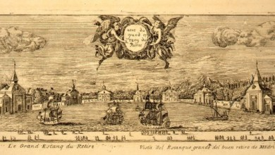 Photo of El barco que fue de Sevilla a Madrid en 1638