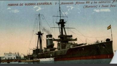 """Photo of 1915, la Ley Miranda y el submarino """"Isacc Peral"""""""