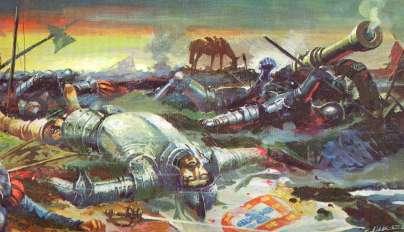 El desastre de Alcazarquivir