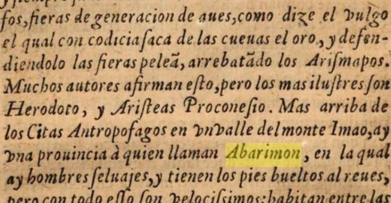 Abarimon