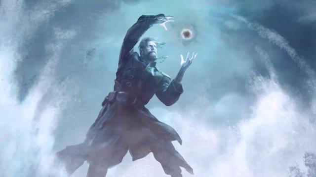origen magia