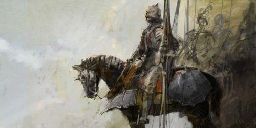 Giovanni de las Bandas Negras. Por Luigi Marcharonni