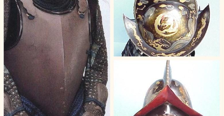 armadura Samurai española portuguesa
