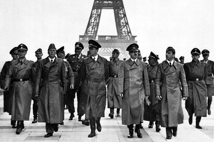 rendicion francia guerra hitler