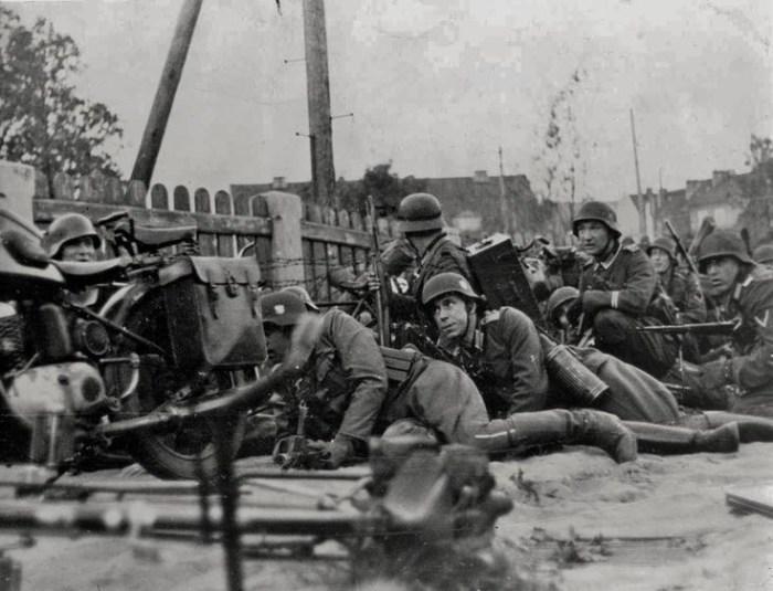 Wehrmacht francia guerra mundial