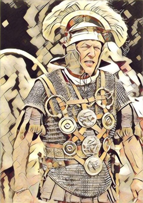 mejor soldado antigua roma