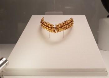 Corona de mirto. Argón
