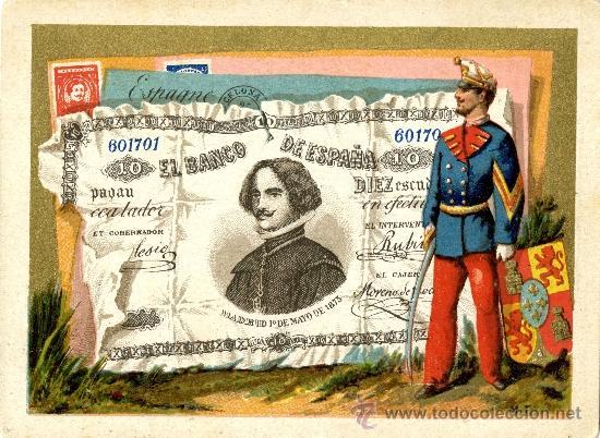 primeros billetes españa