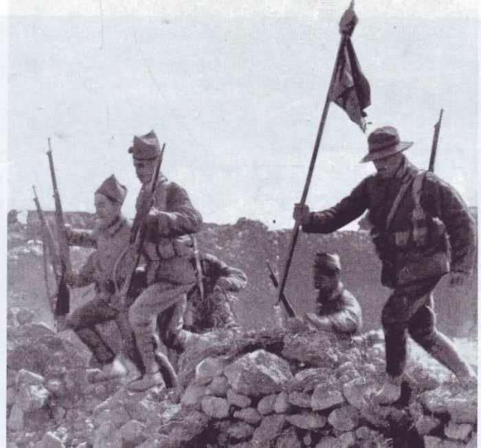 valenzuela legion española