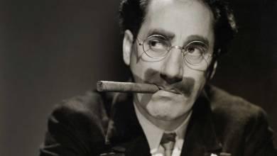 Photo of Groucho Marx, el actor que tenía unos principios pero que si no gustaban tenía otros