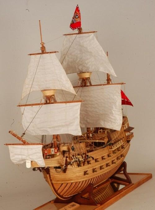 galeon san martin museo naval