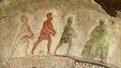 Photo of La primera imagen de los Reyes Magos de la Historia