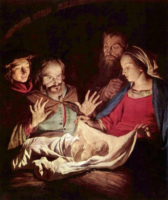 navidad cristo roma