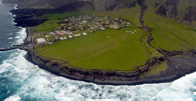 isla remota mundo tristan