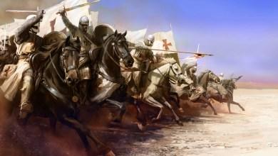 Photo of Monstgisard, cuando el Rey Leproso arrasó el ejército de Saladino