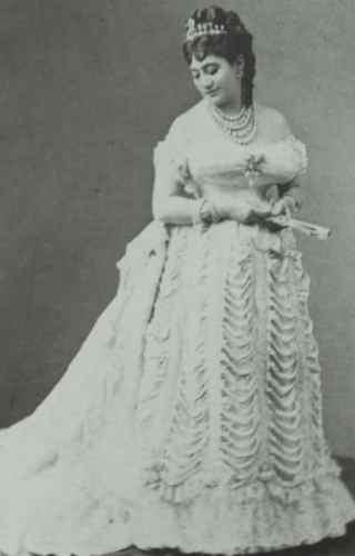Esther Lachmann alias Thérèse Lachmann, later marquise de Païva Date 1870s