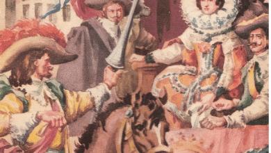Photo of Pasión y muerte del Conde de Villamediana